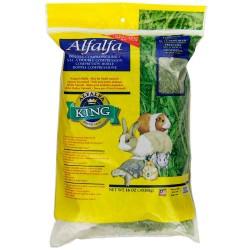 Heno de Alfalfa deshidratada King x 300 gr
