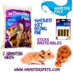 hamster pack básico